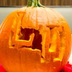 Pumpkin Carving - Liberty!