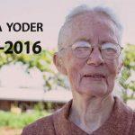 Lovina Yoder 1926 - 2016