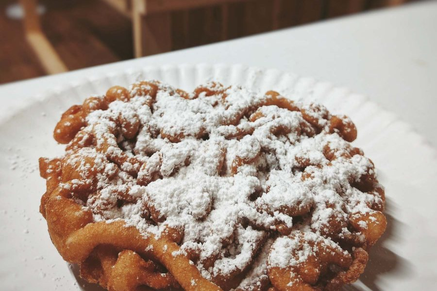 Funnel Cakes for Days!