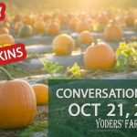 Lots of Pumpkins to Choose From - Yoders' Farm - Conversations #022